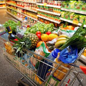 Магазины продуктов Одоева