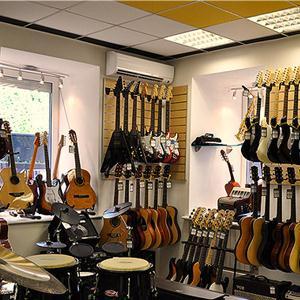 Музыкальные магазины Одоева