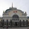 Железнодорожные вокзалы в Одоеве