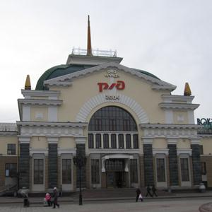 Железнодорожные вокзалы Одоева